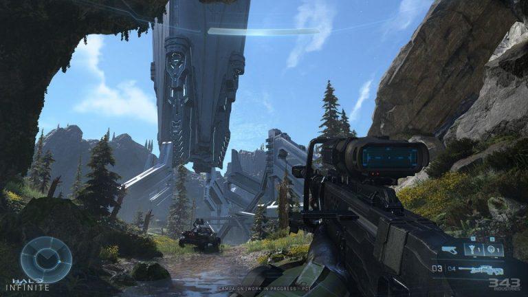 Halo Infinite para admitir el juego cruzado y el progreso cruzado en Xbox Series X y PC