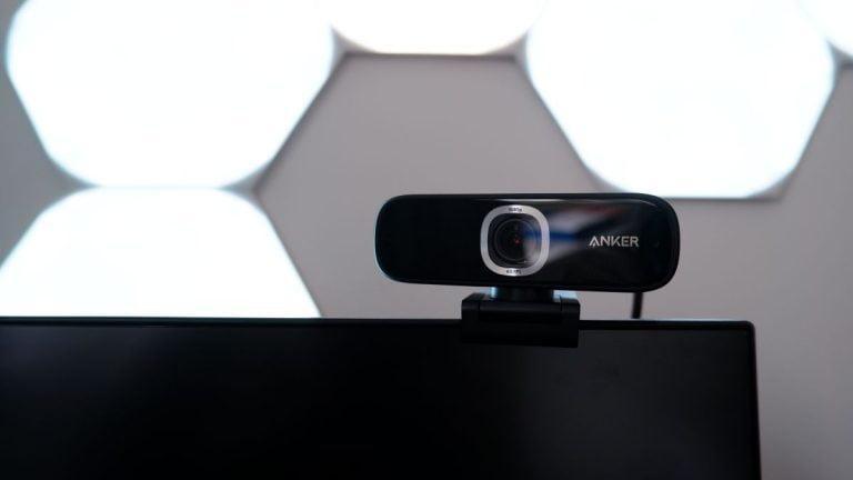 Revisión de la cámara web Anker PowerConf C300