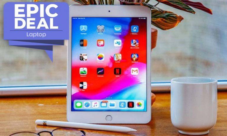 Olvídese del iPad mini 6: el iPad mini 5 con 256 GB de almacenamiento está disponible por € 480