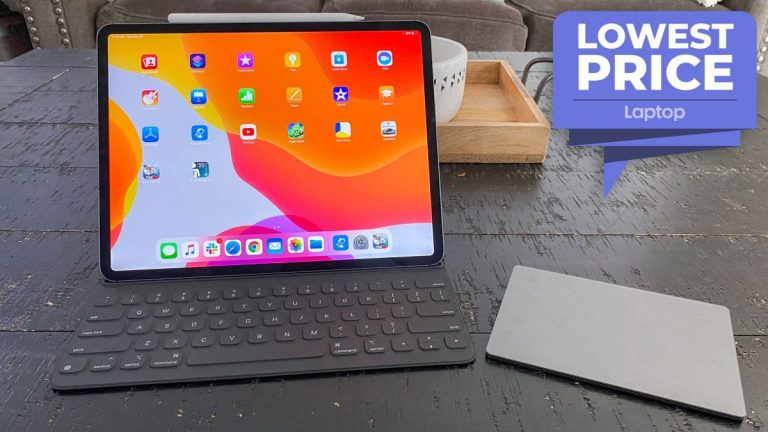 Olvídese del iPad Pro 2021 y obtenga el iPad Pro 2020 por € 720