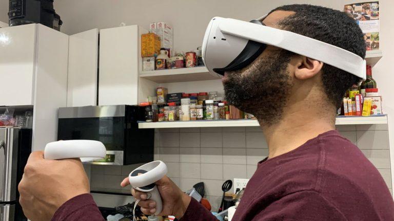 Actué como un idiota inmortal despiadado en la realidad virtual durante una semana: esto es lo que sucedió