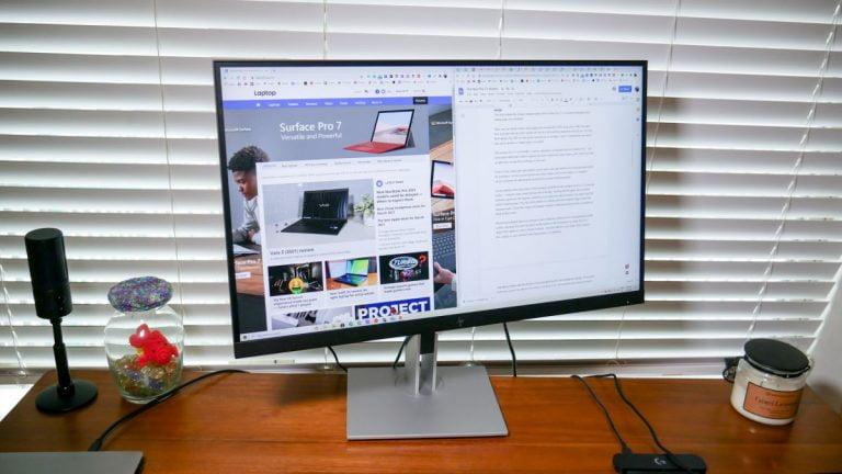 Los mejores monitores USB-C en 2021
