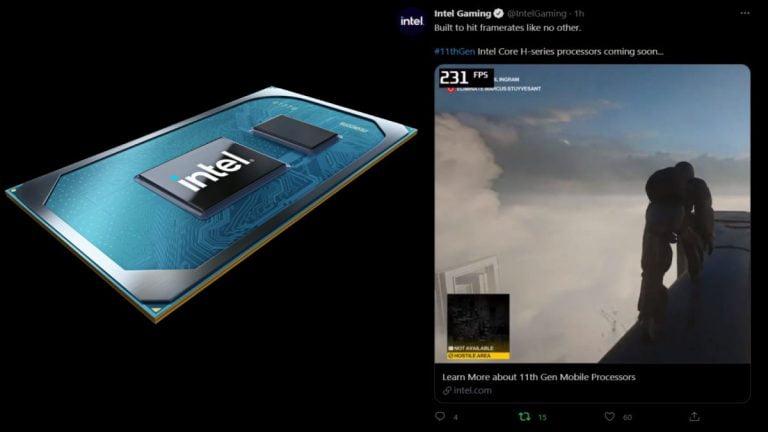 Intel se divierte en el rendimiento de los juegos de Tiger Lake-H con la jugabilidad de Hitman: compruébelo aquí