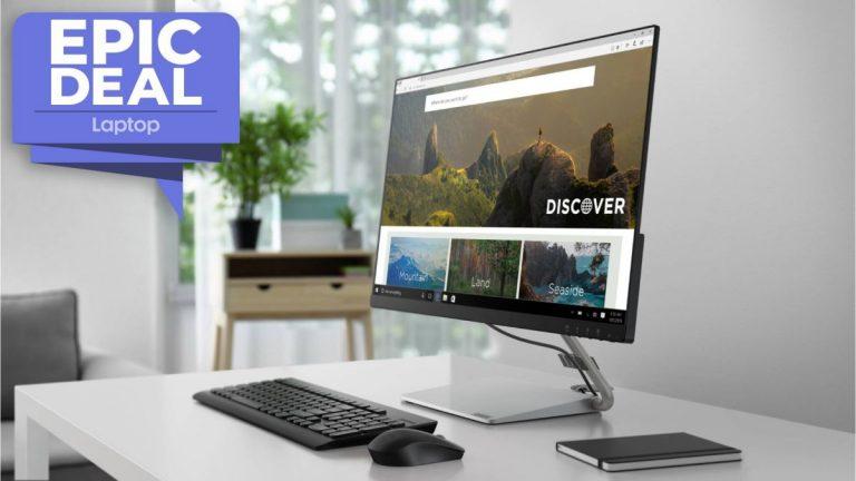 La lista de monitores Lenovo 1440p reduce el precio de lista en € 120