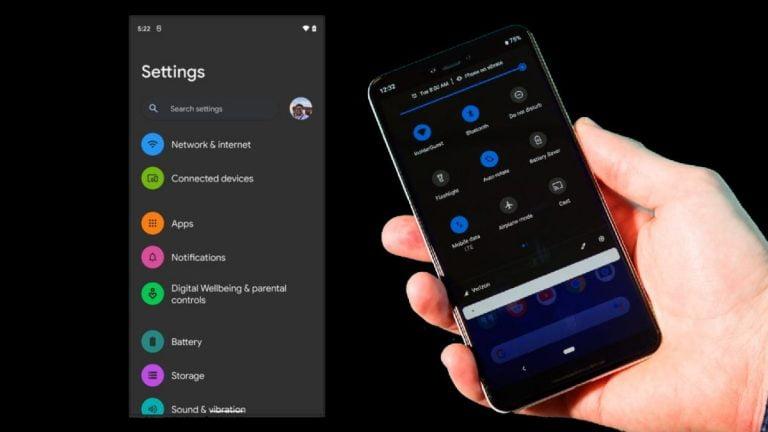 Android 12 introducirá un modo atenuado adicional: ¿es mejor que el modo oscuro?