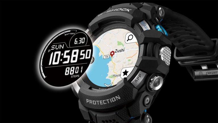 El primer reloj inteligente de Casio de G-Shock viene con Wear OS, no será barato