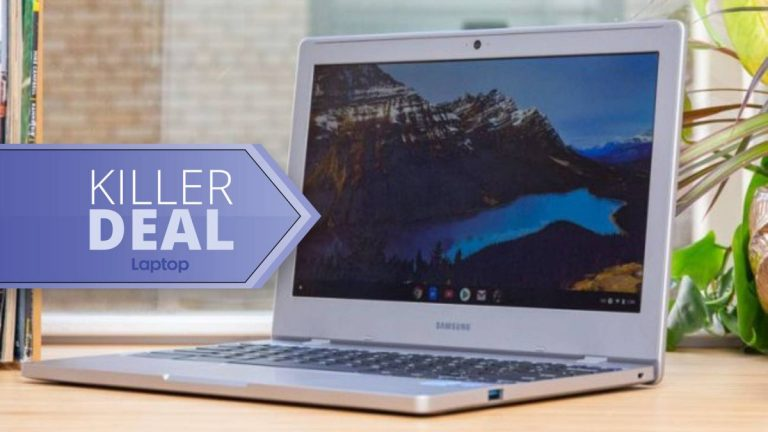 Samsung Chromebook 4 cae al precio más bajo en grandes ofertas de computadoras portátiles