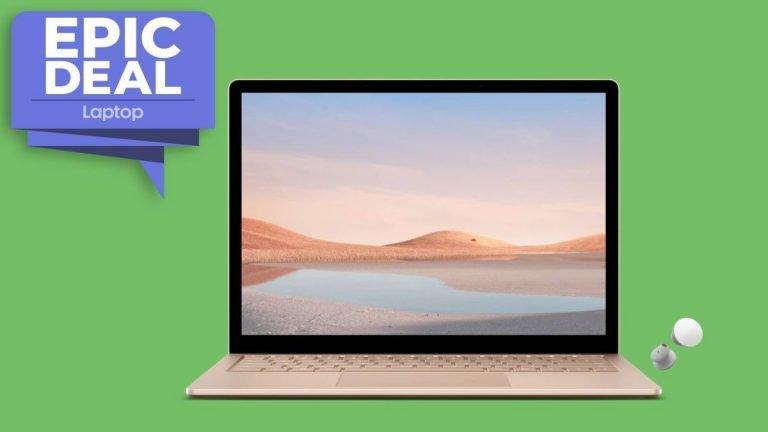 Los pedidos anticipados de Surface 4 Laptop están en marcha, incluidos los auriculares gratuitos de € 200