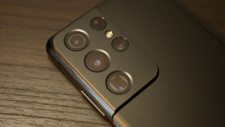 Es posible que el Samsung Galaxy S22 aún no tenga una característica importante de la cámara del iPhone 12 Pro