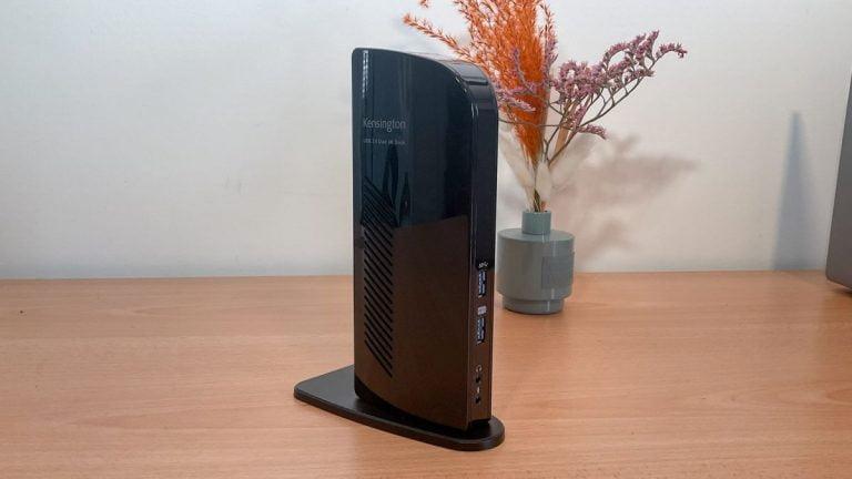 Revisión de la estación de acoplamiento doble Kensington SD4100v USB 3.0 4K