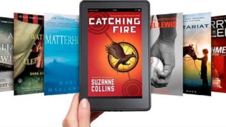 La actualización de Amazon Kindle convierte la pantalla de bloqueo en una portada de libro