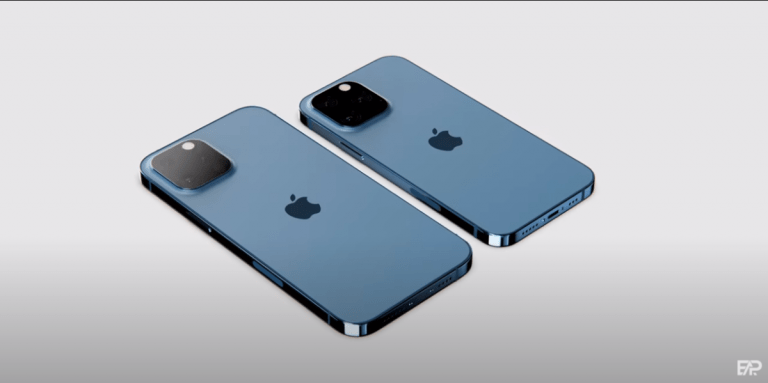Una fuga de iPhone 13 revela un rediseño inesperado: ¿podría ser una segunda cámara frontal?