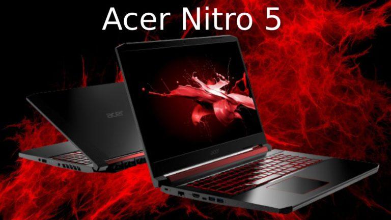Acer lanza Nitro 5 con CPU Intel Core serie H de 11.a generación: ¿podría ser la mejor computadora portátil para juegos económica?