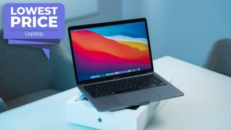 MacBook Air M1 con SSD de 512 GB se reduce a € 1,149, ¡el precio más bajo de todos los tiempos!
