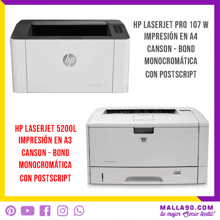 Las mejores impresoras en 2021