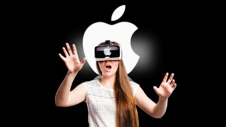 Apple VR te permite usar tus dedos como controlador holográfico, pero es increíblemente caro