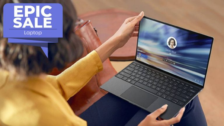 Dell XPS 13 con CPU 11 Gen i5 cae a € 794 en la primavera