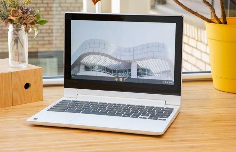 Cómo grabar la pantalla de la Chromebook