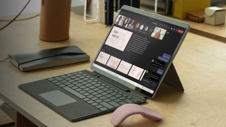 La actualización de Microsoft Team trae toneladas de nuevas características, incluidos nuevos fondos de pantalla