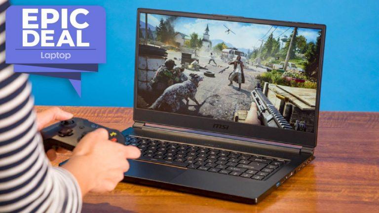 Obtenga 300 € de este MSI GF65 con GPU RTX 3060, una gran oferta para portátiles para juegos
