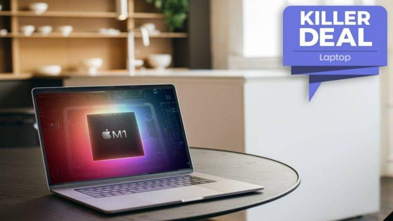 El precio de la MacBook Pro M1 cae a € 1,200 por el trato épico de Apple