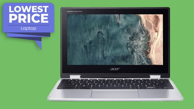 El Acer Chromebook Spin 311 tiene un precio de € 199 en la épica oferta de portátiles 2 en 1