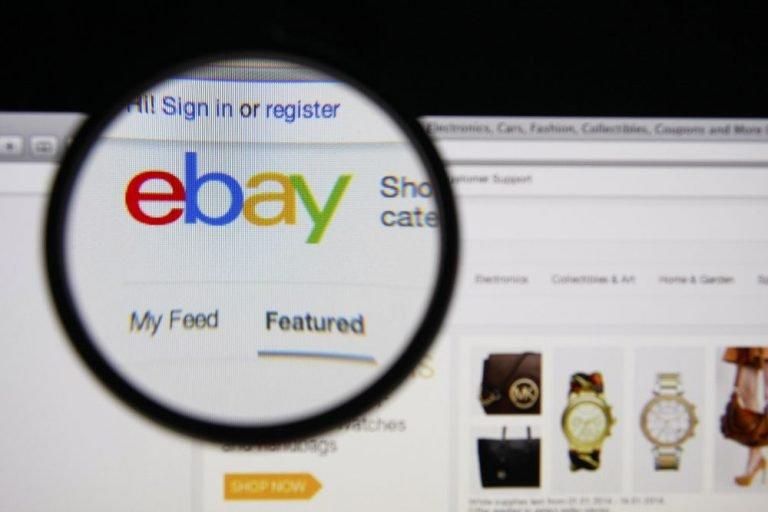 EBay está abierto a NFT y pagos con criptomonedas; actualmente se están explorando opciones.