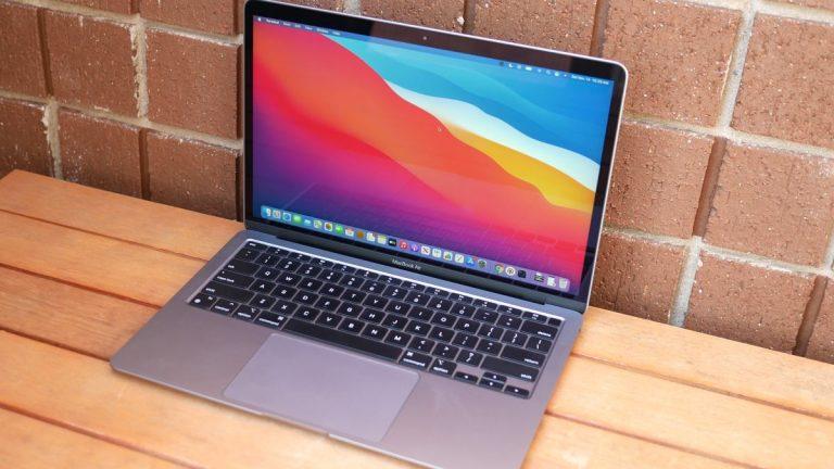 El MacBook Air se puede actualizar con nuevas opciones de colores, al igual que los iMacs