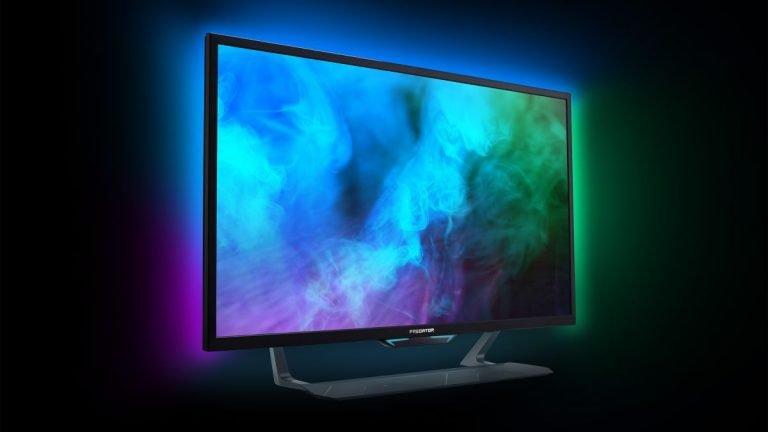 Acer lanza el nuevo monitor de juegos Predator HDMI 2.1 HDR, listo para PS5 y Xbox Series X.