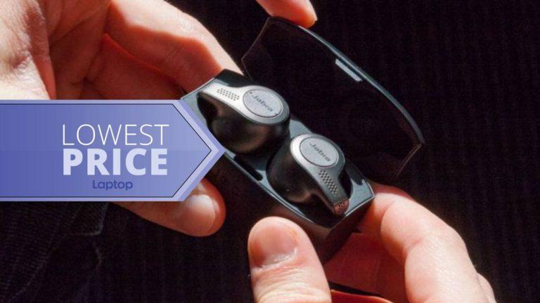 ¡Tira los AirPods!  65t auriculares Jabra Elite ahora € 69 de descuento