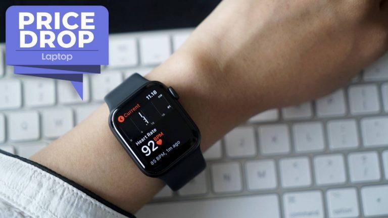 El Apple Watch Series 6 cae a € 329 en Amazon