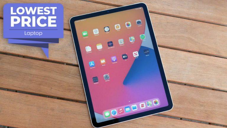 El iPad Air de 256GB cae a € 670, el precio más bajo hasta la fecha