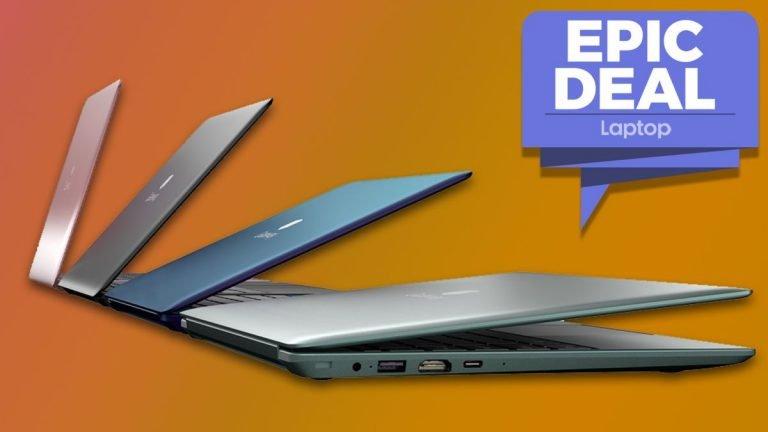 Oferta de Ultrabook: obtenga esta computadora portátil de 15 pulgadas de Gateway por menos de € 500 en Walmart