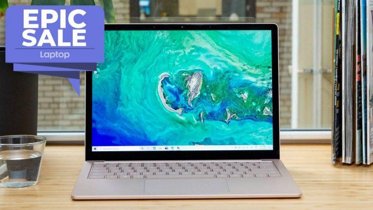 Surface Laptop 3 cae a € 799 en ventas épicas de PC con Windows