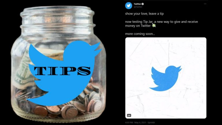 Jar Tip ahora está disponible en Twitter ya que sus facturas no pagarán por escuchar un tweet.