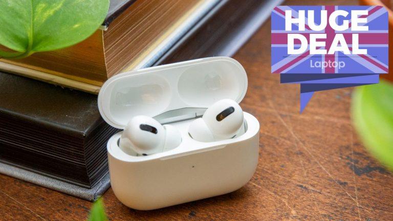 Ofertas de AirPods Pro UK: los auriculares de Apple caen al precio más bajo de la historia