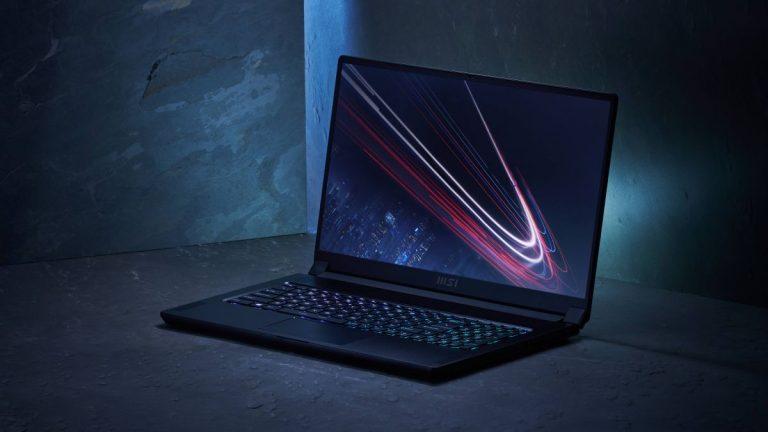 MSI GS76 Stealth presenta nuevas computadoras portátiles para juegos con CPU Intel serie H y GPU RTX 3080
