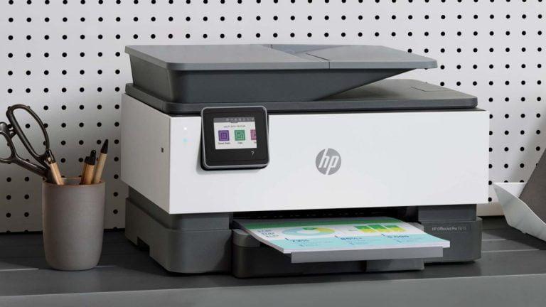Revisión de la impresora multifunción HP OfficeJet Pro 9015e