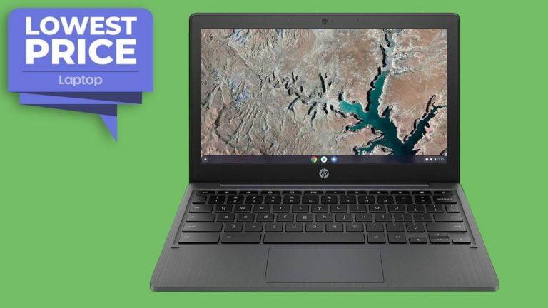 La computadora portátil HP Chromebook 11 alcanza su precio más bajo con € 169