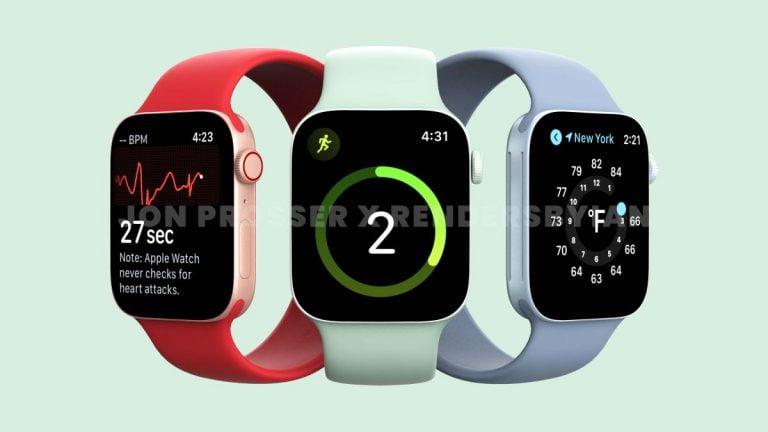 Apple Watch 7: precio, fecha de lanzamiento, especificaciones y más
