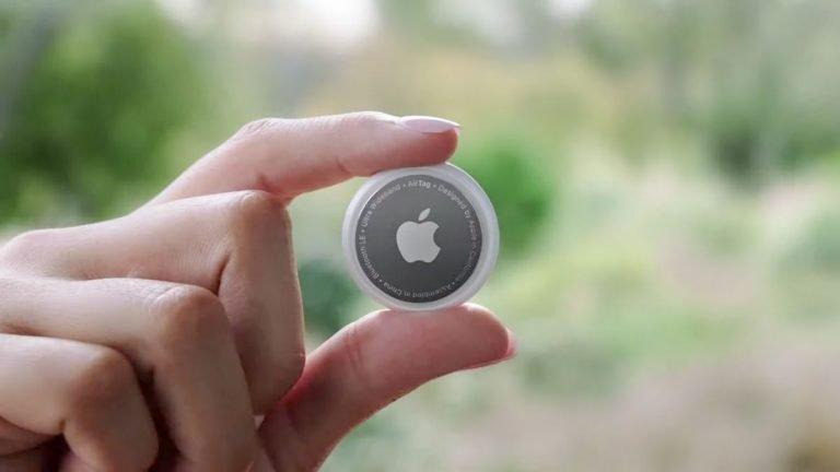 Revisión de Apple AirTag