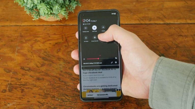 Cómo grabar videos desde una aplicación en Android: Pasos para Samsung, OnePlus, Pixel y más