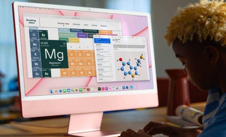 El nuevo iMac con el chip Apple M1 obtiene su primer descuento