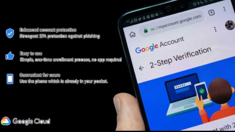 Google te obligará a utilizar la autenticación de dos factores para iniciar sesión: así es como funciona