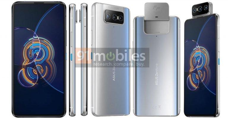Leak Asus Zenfone 8 revela dos nuevos teléfonos: el iPhone 12 Mini tiene un concurso de Android