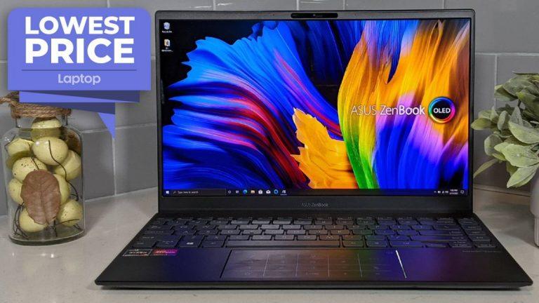 El Asus ZenBook 13 con CPU Ryzen 7 cae a € 800 con nuestro cupón exclusivo