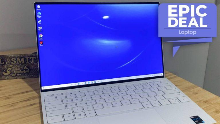 Ahorre € 178 en su computadora portátil favorita con la oferta Dell XPS 13
