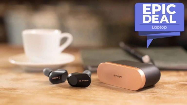 Los auriculares inalámbricos Sony WF-1000XM3 ahora solo cuestan € 178, no digas AirPods Pro