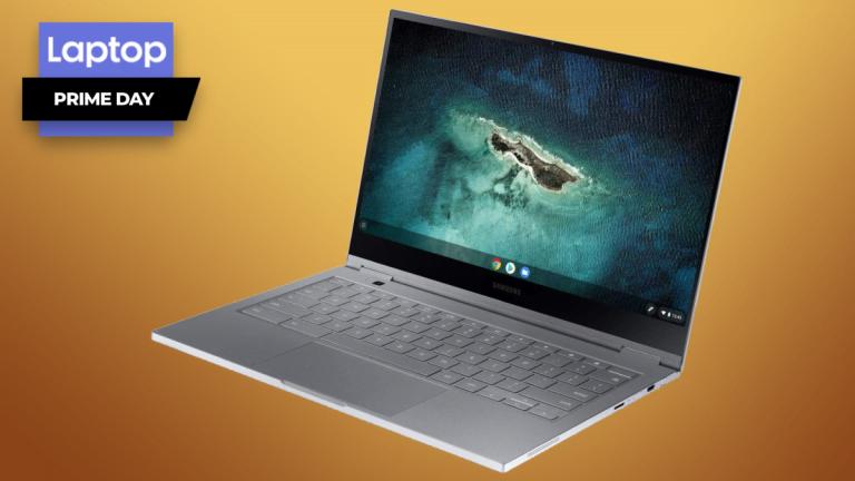 El Samsung Galaxy Chromebook alcanza el récord más bajo de € 699 en el mercado Prime Day