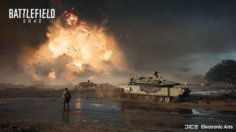 Battlefield 2042: fecha de lanzamiento, revelación, jugabilidad, armas y mucho más